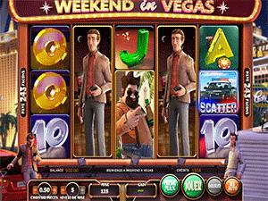 Week-end in Vegas