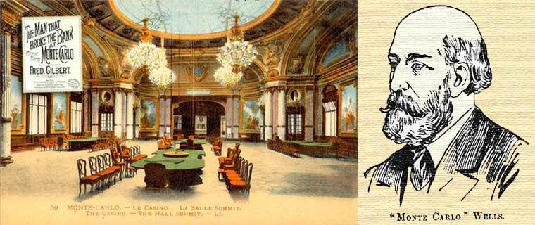 Wells a vaincu le casino de Monte-Carlo